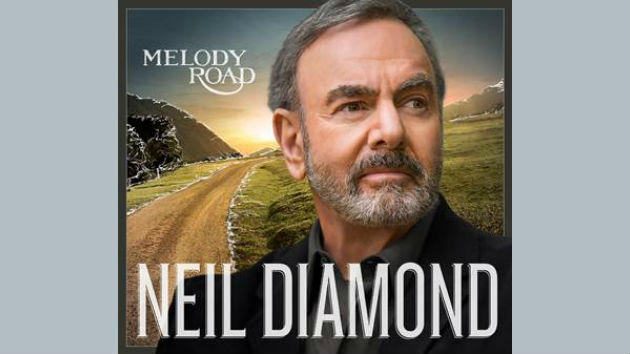 Neil Diamond un-signed Melody Road NWT CD 2014 New