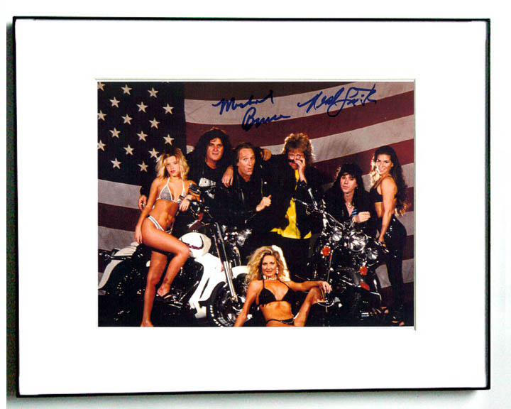 BILLION DOLLAR BABIES Autographed Signed Photo