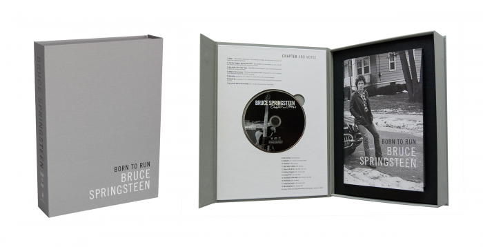 Bruce Springsteen Born To Run Deluxe Signed Book Limited Edition Barnes Noble Au