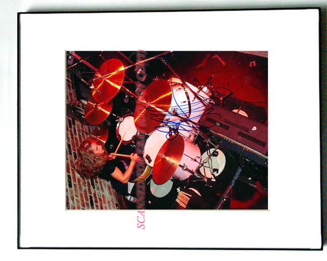 TONY CASTELLANO Signed Autographed Photo UACC RD   AFTAL