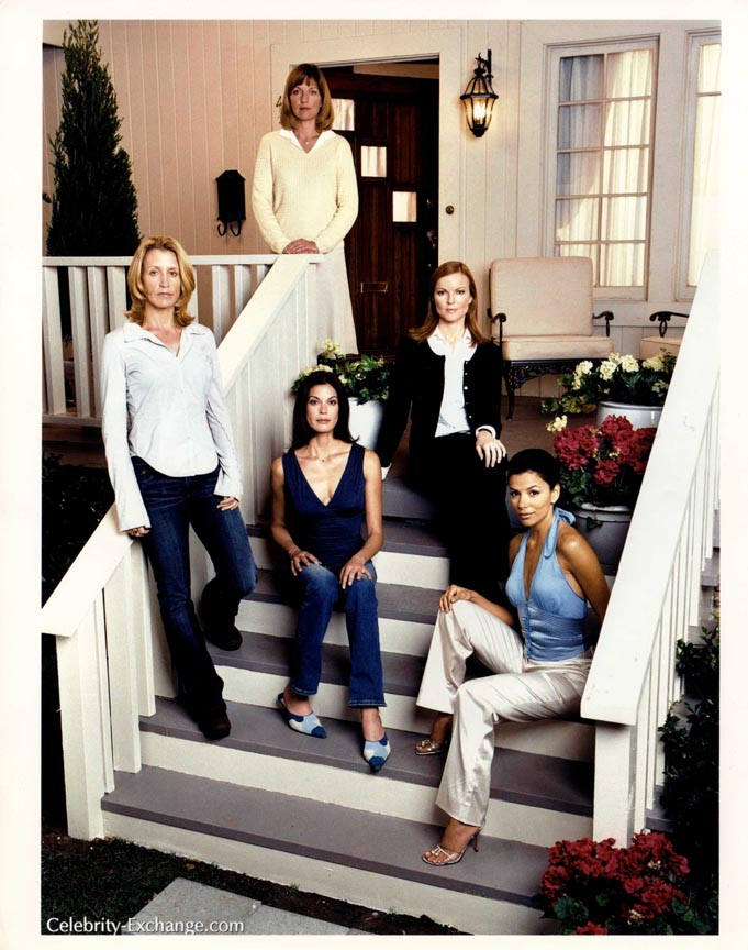 Desperate Housewives Un-Signed 12x15 Promo Poster Photo