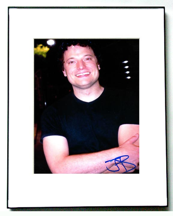 Five For Fighting Autographed Jason Signed Photo