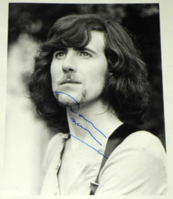 Graham Nash Autographed Signed 11x14 Glossy Photo UACC RD