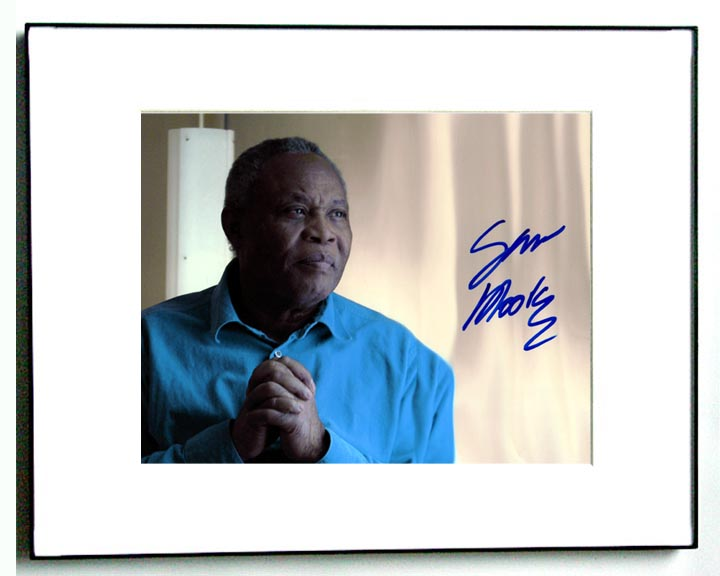 Sam Moore Autographed Signed Photo & Proof   AFTAL