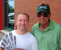 Joe Namath - a legend for sure!