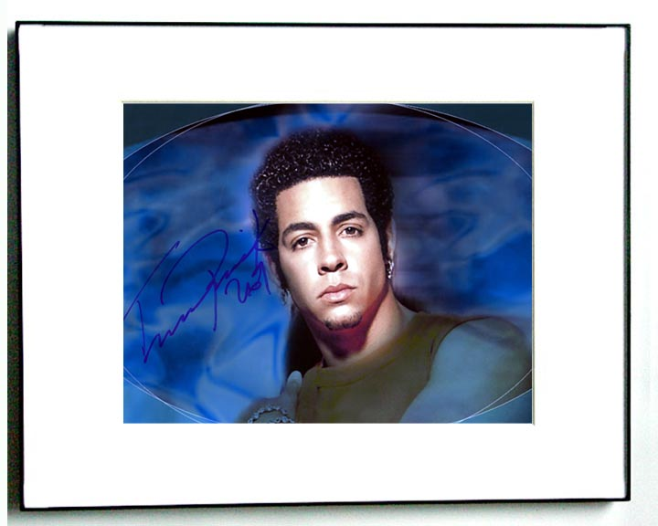 O-Town Autographed Trevor Signed Photo & Proof   AFTAL