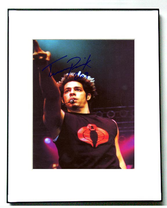 O-Town Autographed Trevor Signed In Concert Photo & Proof   AFTA AFTAL