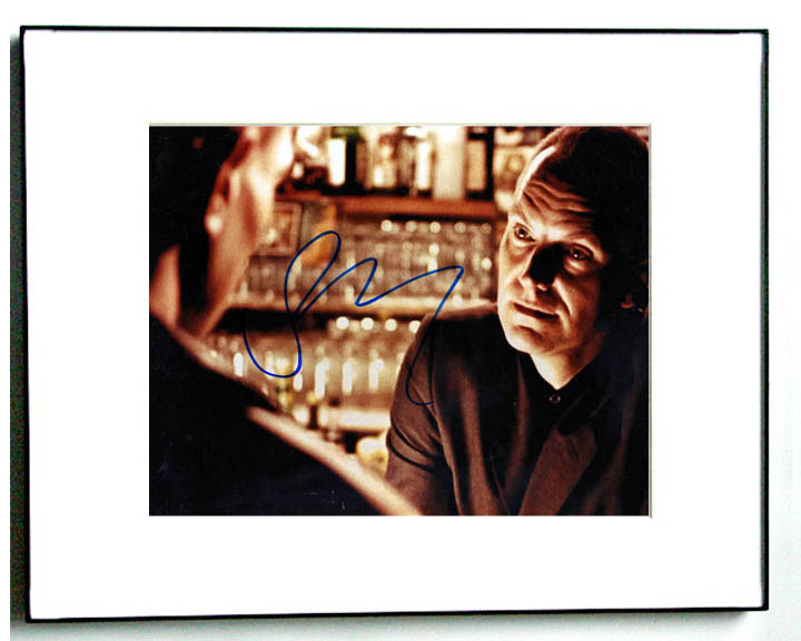 Police Sting Autographed Signed Framed Photo & Proof   AFTAL