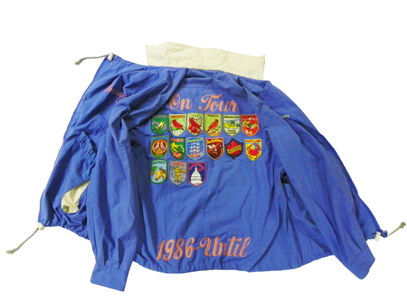 The Buckinghams Autographed Signed Tour Jacket