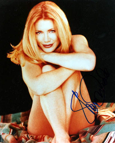 Shannon Tweed Autographed Nude Signed Photo PSA/DNA Close Window.